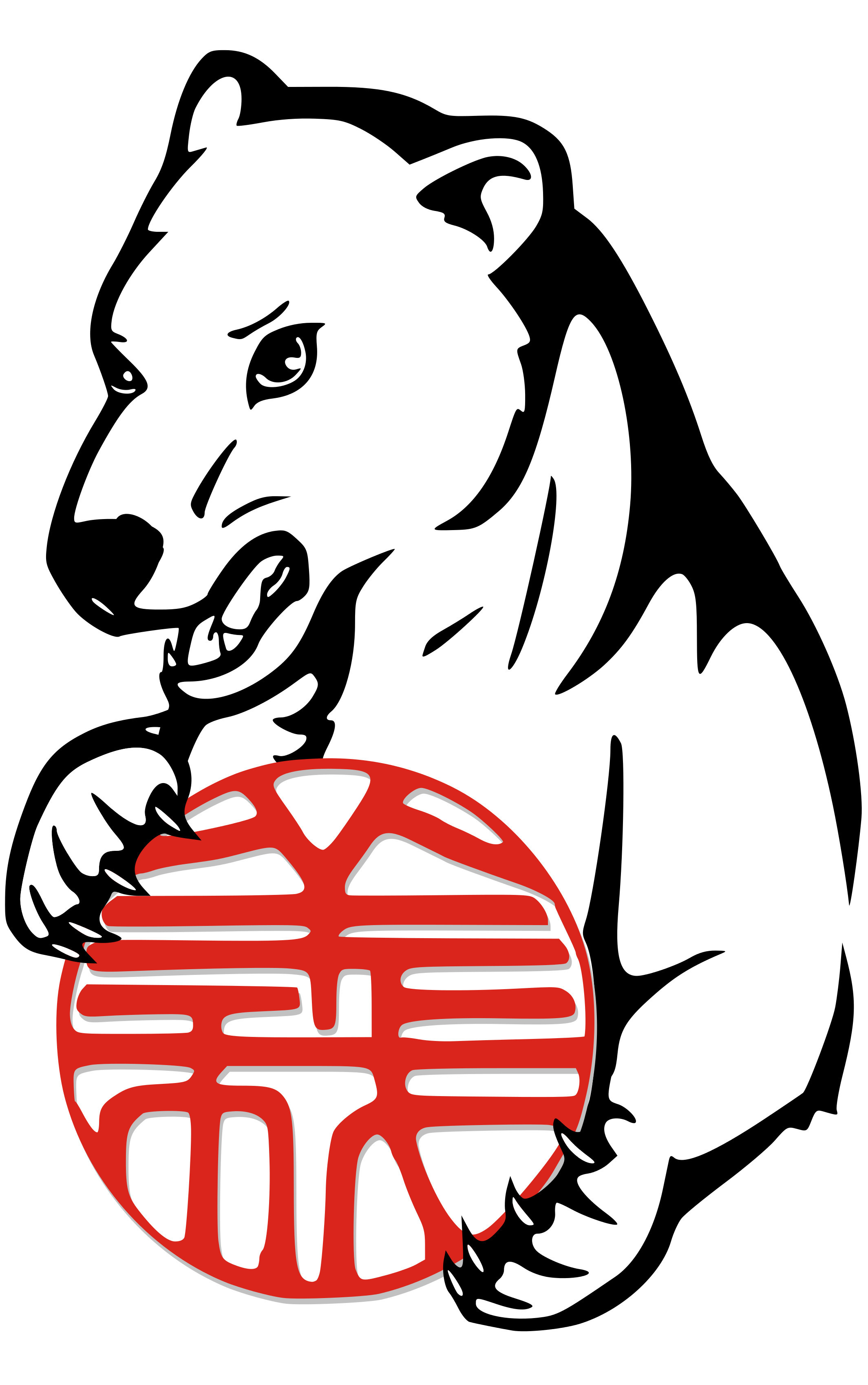 Logo des Funakoshi (Sohn) Karate Do Berlin e.V.